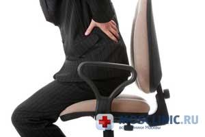 Лечение боли в спине в Столица-Медикл