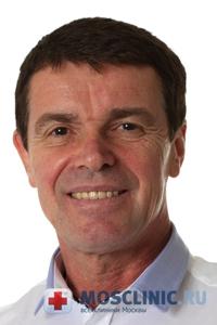 Доктор Клодом Дале, президент Всемирной ассоциации интердисциплинарной антивозрастной медицины (WOSIAAM)