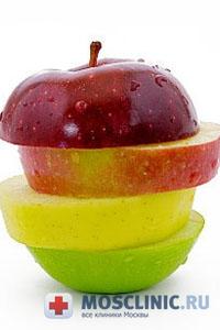 Как похудеть на цветной диете?