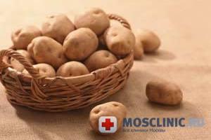 Отравление картофелем