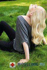 Рацион питания для здоровья ваших волос