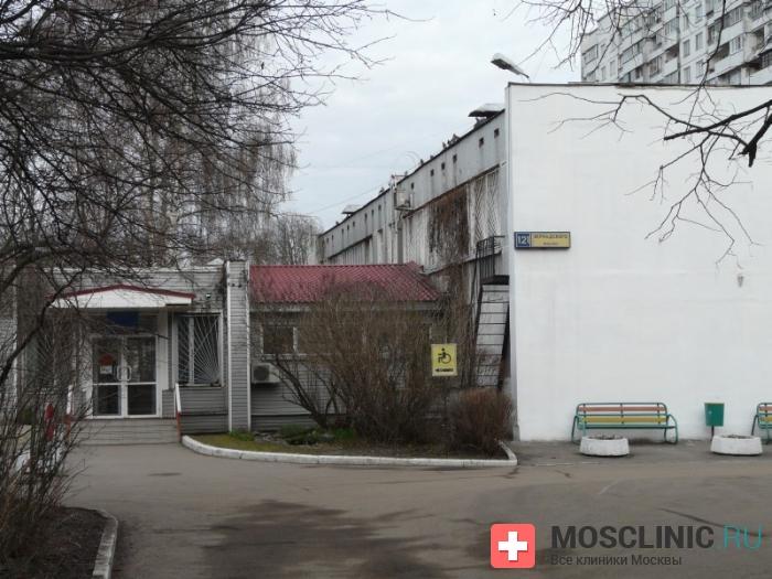 Детская поликлиника на искровском проспекте 8
