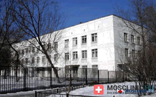 Регистратура детской поликлиники горького