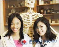 врач, студенты