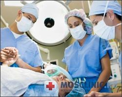 хирурги, операция