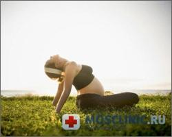 беременность, медитация