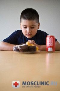 ожирение, дети, болезнь сердца