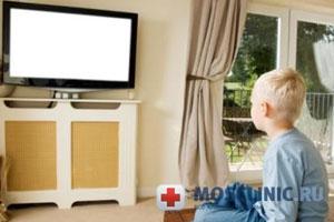 ребенок и ТВ