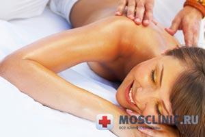массаж от головной боли и напряжения