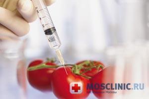 продукты питания с ГМО