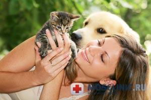 аллергия у детей от домашних животных