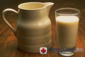 молоко избавит от запаха чеснока