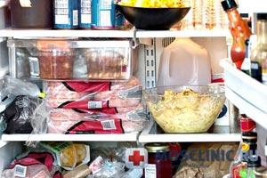 бактерии в холодильнике