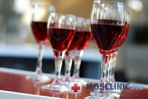 красное вино может восстановить слух