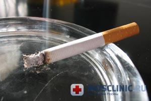 На пачках сигарет появятся страшные картинки
