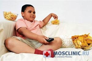 Ожирение приводит к деградации мозга
