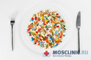 Таблетки нельзя разламывать