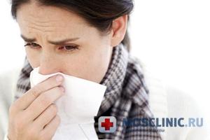 Надежная защита от гриппа – это промывание носа