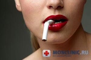 Когда лучше бросать курить?