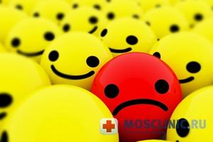Депрессия начинается с живота, а не с головы
