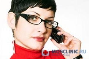 Мобильный телефон грозит раком мозга