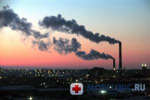 Загрязненный воздух снижает интеллект