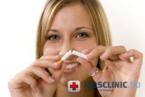 Женское курение вреднее мужского
