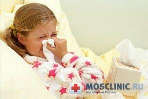 В Москве заболеваемость ОРВИ повысилась с приходом осени