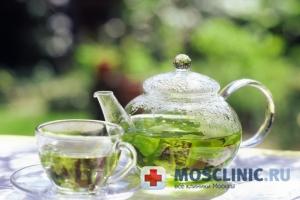 Зеленый чай способствует похудению. Сбросить лишний вес можно с помощью зеленого чая.