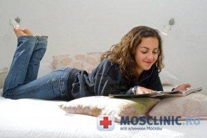 Чтение в постели опасно для здоровья