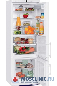Домашние холодильники опасны для здоровья. В холодильнике живут бактерии!