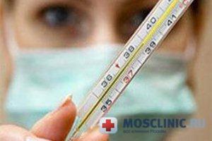 Начало эпидемии гриппа в Москве