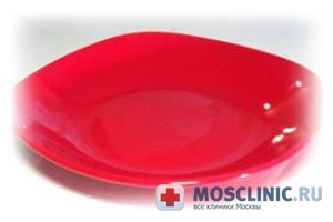 Красная посуда помогает сбросить лишний вес
