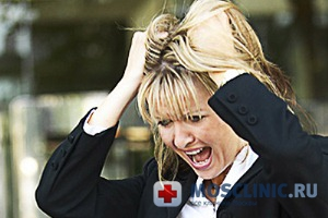 Неприятности помогают от стресса
