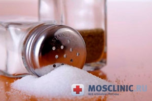 Соль и остеопороз