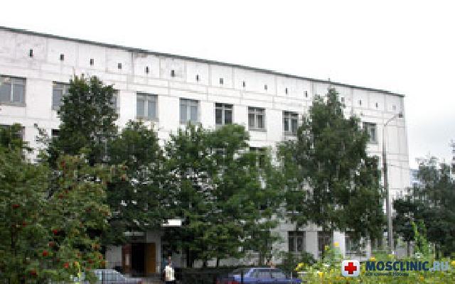 Городская поликлиника №096