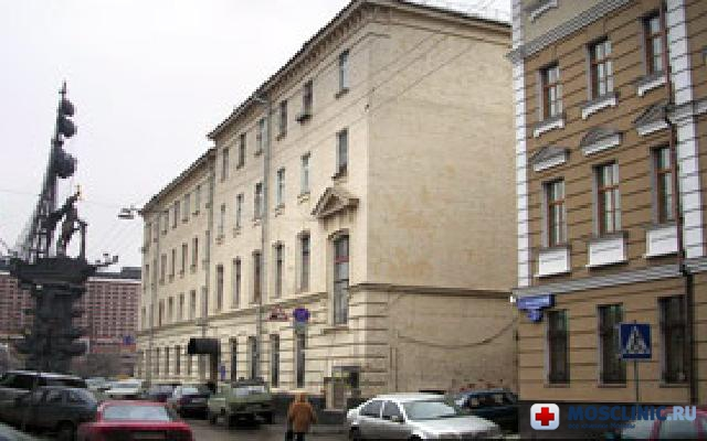 Городская поликлиника №171