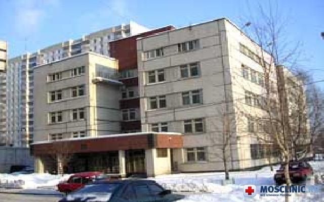 Городская поликлиника №210