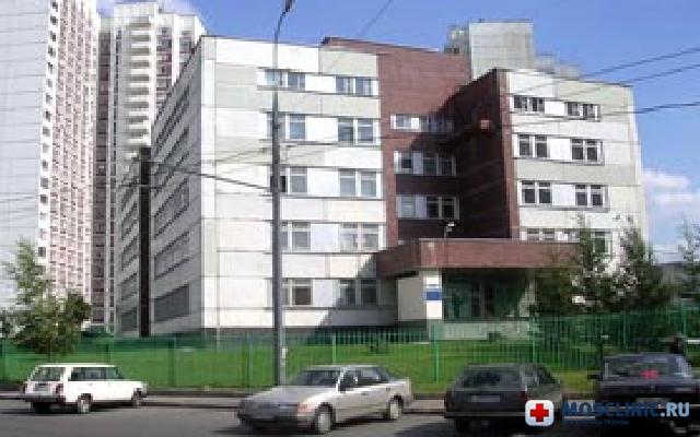 Городская поликлиника №219