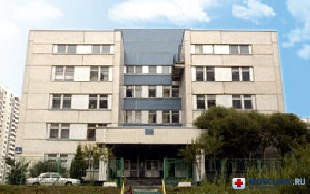 Городская поликлиника №221