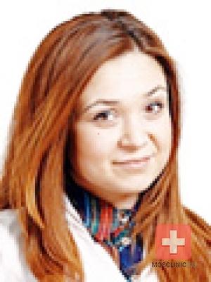 Цаголова Карина Сергеевна - врач . Запись на прием, отзывы и цены - Mosclinic.ru